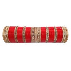 Artificial Diamond Wedding Chura, j-217