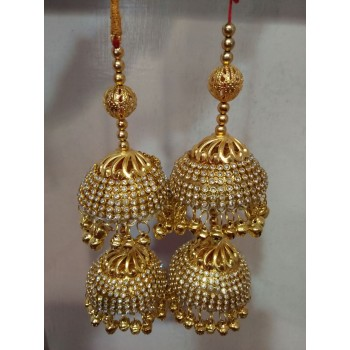 Indian Kalire for Brides (Gold-2 kalira)