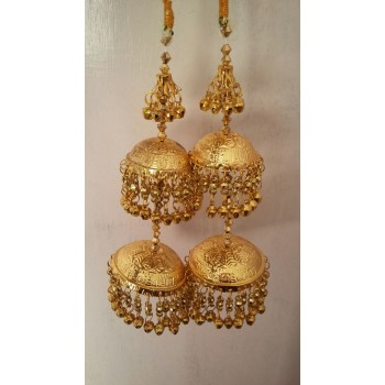 Traditional Gold Kalira