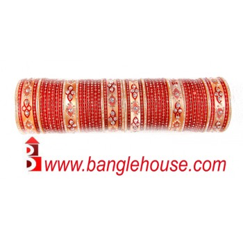 Designer Wedding Chura 504