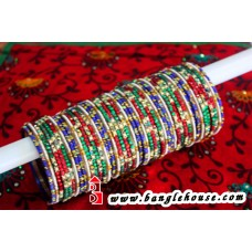 Stylish Matching Bangle Set -4