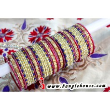 Colorful Matching Bangle Set -3